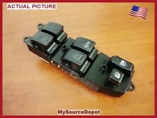 1997,1998,1999,2000,2001,2002,CAMRY,COROLLA,AVALON,FRONT MASTER WINDOW SWITCH
