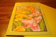 """Grandmother Easter : For a Special Grandmother """" Easter Greeting card New e38"""
