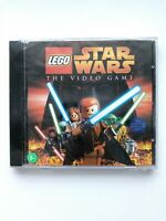LEGO Star Wars The Video Game Mac PC Jawel Case Russian Cover Brand New Sealed