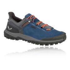 Chaussures et bottes de randonnée bleus SALEWA
