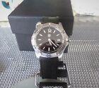 TAG Heuer WAF1110 AquaRacer 300m Men's Dive Watch Set - Exceptional Condition!