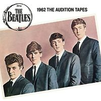 THE BEATLES - 1962 THE AUDITION TAPES   VINYL LP NEU