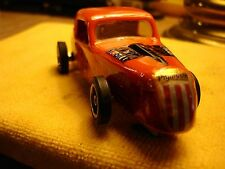 Vintage Plymouth racer with Aristocraft chassis slot car 1/32 offered by MTH