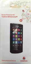 ORIGINALE SAMSUNG protezione schermo per Vodafone 360 Samsung M1