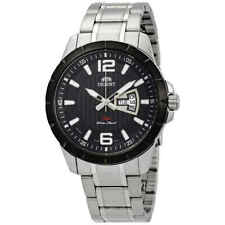 Orient Sport Black Dial Men's Watch FUG1X001B