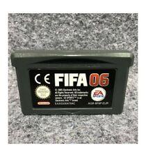 FIFA 06 NINTENDO GAME BOY ADVANCE GBA