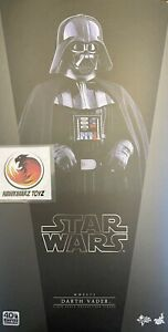 Hot Toys Star Wars Empire Strikes Back Darth Vader MMS572 1/6 Sideshow Disney