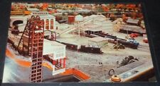 Vintage Postcard Dutch Country Miniature Village Gift Shop Pa