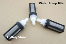 Water Pump filter filting plastic strainer leach silicone tube inlet percolator
