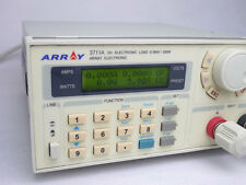 Brand New Array 3711A Usb Programmable Dc Electronic Load 300W 0~360Vdc 0~30Adc