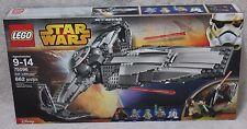 LEGO Star Wars Sith Infiltrator 75096 New Sealed Set Darth Maul Watto
