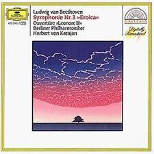 Beethoven Sinfonie Nr. 3, op. 55 'Eroica'/Ouvertüre 'Leonore III', op. 72.. [CD]