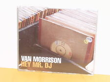 MAXI CD - VAN MORRISON - HEY MR. DJ - PROMO