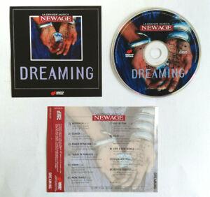Cd Compilation Dreaming La Grande Musica New Age Cusco Hermetika Luc Baiwir Rees