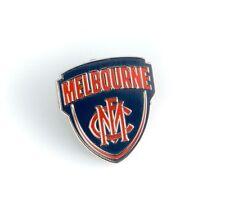 Melbourne Demons AFL Team Logo Lapel Pin Metal Badge