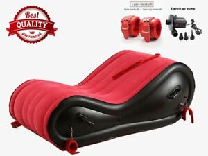 Inflatable Sexy Sofa Bed Adult Love Game Sofas Chaise Living Room Furniture