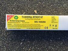 T5 Flourescent Light Retrofit Kit/converts T8 & T12 Lights To T5/28 Watts/1149mm