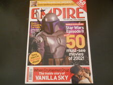 Star Wars: Attack of The Clones, Bob Hoskins, Ridley Scott -Empire Magazine 2002