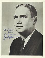 John J. Duncan, Sr. - U.S. Representative Original Autographed 8x10 Signed Photo