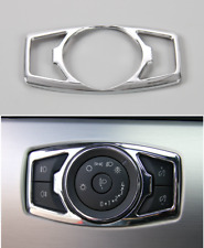 Decorative Frame Trim Headlight Switch for Ford F-150 Mustang 2015-2018