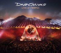DAVID GILMOUR Live At Pompeii 2CD BRAND NEW Digibook Sleeve Pink Floyd