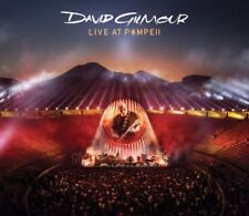 DAVID GILMOUR Live At Pompeii 2CD BRAND NEW Digibook Sleeve Pink Floyd