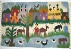 Luxor Teppich Tapestry Wall Hanging Place Mat Handmade Wool Made In Egypt