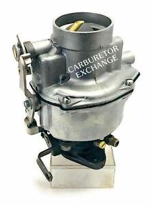 Chevy & GMC Remanufactured  Rochester 1 barrel Carburetor 216 Engine