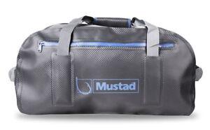 Mustad Dry Duffel Bag 50L - Waterproof - Fishing/Beach/Boating/Camping #MB016