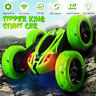 Kids 360° Stunt Car Model 2.4G LED RC 4WD High Speed Remote Control Off-road Toy