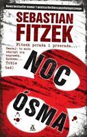 Sebastian Fitzek - Noc Osma [polish book, polen buch]