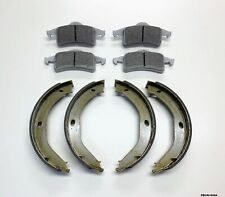 Rear Pads & Parking Brake Shoes for Jeep Grand Cherokee WJ 1999-2004 PBS/WJ/002A