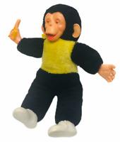 Vintage Howdy Doody Show Zippy the Chimp Plush Soft Toy Monkey Rare
