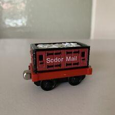 THOMAS the Tank ENGINE & Friends Diecast RAILWAY 'Mail Car' RETIRED