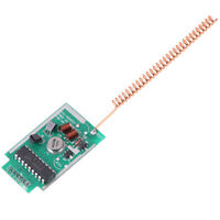 Large Power 4km Wireless RF Remote Control Transmitter Module Kit 433Mhz