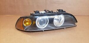 2001-2003 BMW E39 525i 530i 540i Headlight RH Passenger Xenon HID New Adjusters