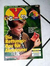 Yps --  70 -80er Jahre  (Gruner+ Jahr) ohne Gimmick- Heft 658