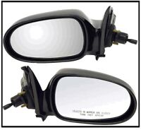 2 Door Mirror Assemblies LEFT /& Right DORMAN For Toyota Camry 02-06 JAPAN car