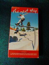 Basics of Skateboarding: The Next Step (vhs)