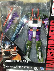 Transformers Generations Combiner Wars Megatron Armada Megatron