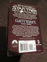 STAR TREK BOOK GATEWAYS BOOK 6 COLD WARS BY PETER DAVID 2001