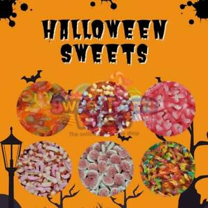 HALLOWEEN Pick N Mix Sweets Scary Horror TRICK or TREAT Themed SWEET Candy
