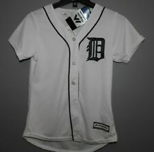 MLB Authentic Detroit Tigers Home Baseball Jersey New Womens X-LARGE