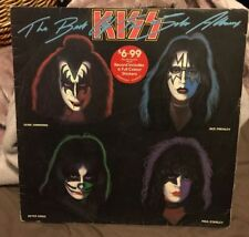 Kiss Good (G) Sleeve Vinyl Records