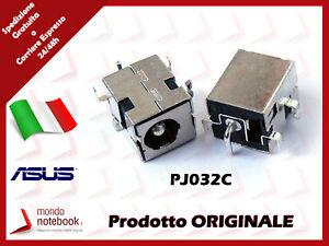 Connettore Alimentazione DC POWER JACK ORIGINALE ASUS  K Series K53S ( X53S )