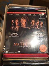 The three musketeers Laserdisc LD englisch 3 Musketiere