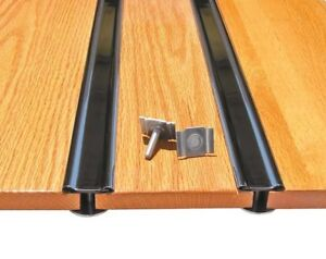 Bed Strips Chevy 1973 -1987 Stainless Hidden Fasteners Long Stepside Truck