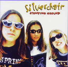 SILVERCHAIR Stomping Ground RARE Limited Live Import CD New Sealed Original!