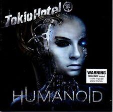 TOKIO HOTEL - HUMANOID CD VGC
