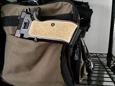 TriStar 120 series Grips - Lava Rock Texture , S120, L120, P120, T120, Canik